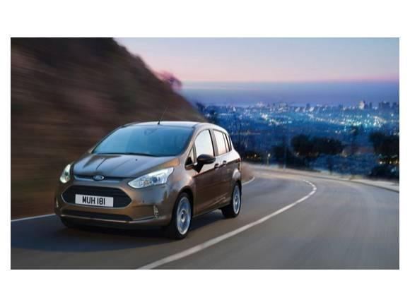 Primer contacto y precios del Ford B-Max
