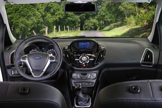 interior Ford B-max