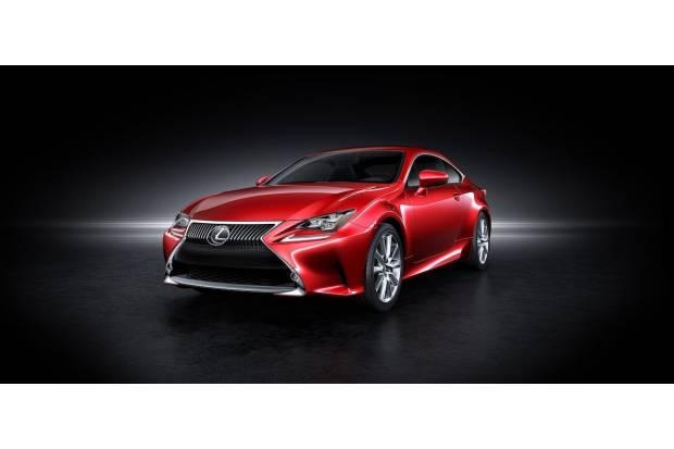 Novedades Lexus para 2014