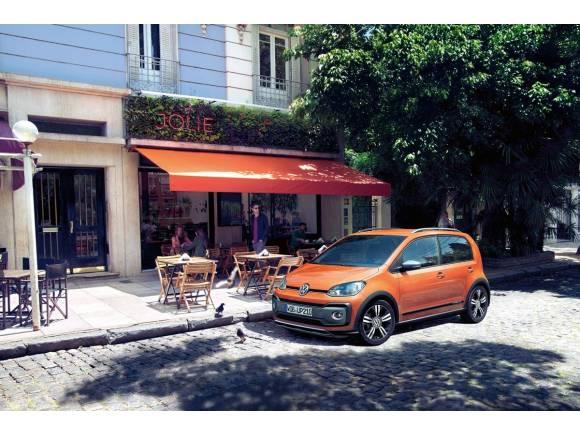 Nuevo Volkswagen Cross up! ¿llegará a España?