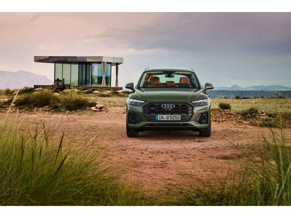 Nuevo Audi Q5: ligeros cambios, más tecnología y etiqueta ECO