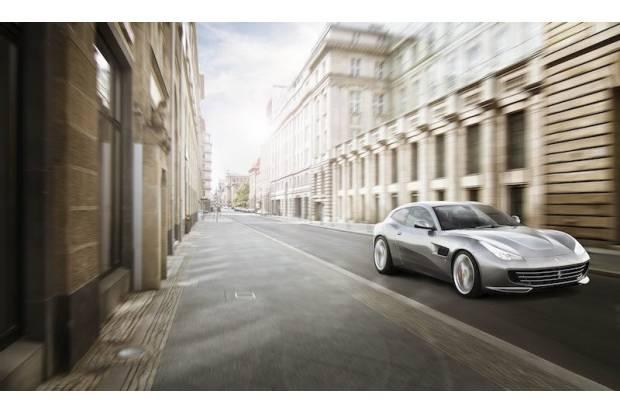 Ferrari GTC4Lusso T: el poder del Turbo