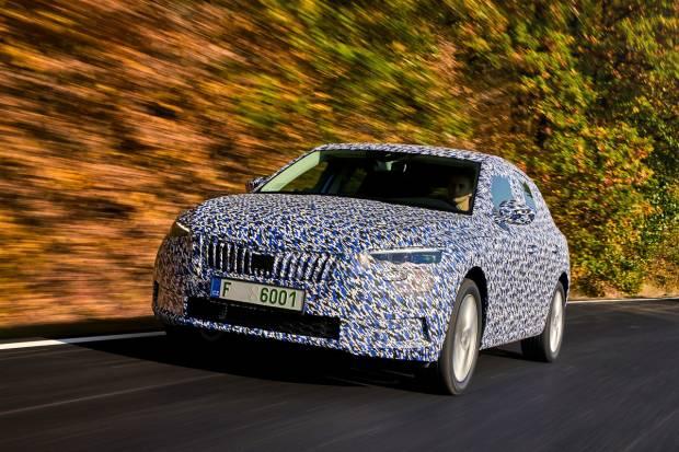 Fotos espías del Skoda Scala: Nuevo coche compacto a la venta en 2019