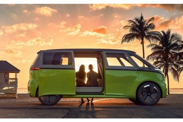 El Volkswagen ID Buzz tendrá conducción autónoma de nivel 4 y tres versiones distintas