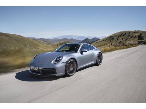 Nuevo Porsche 911 Carrera (992), más de todo