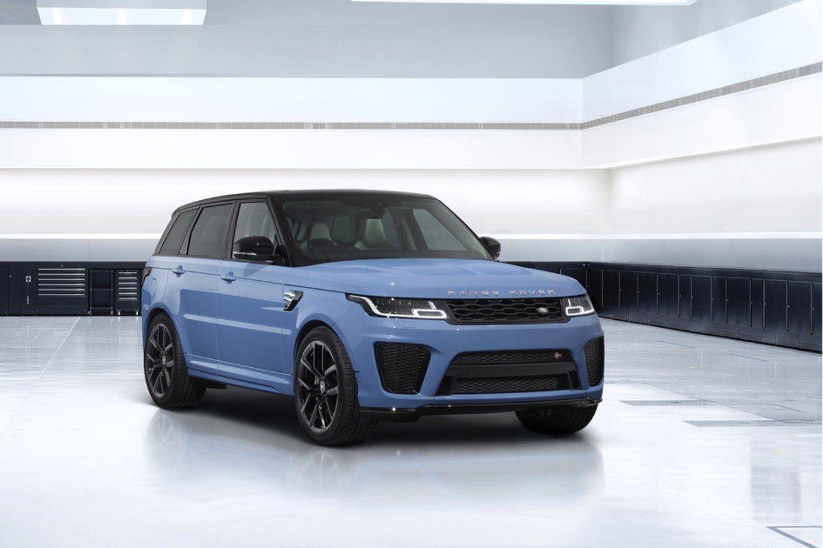 Land Rover Sport SVR Ultimate Edition