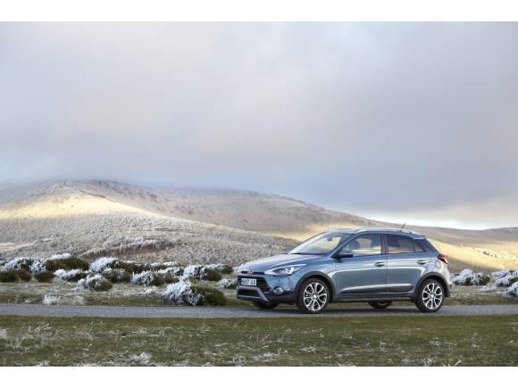Prueba Hyundai i20 Active: aprendiz de SUV