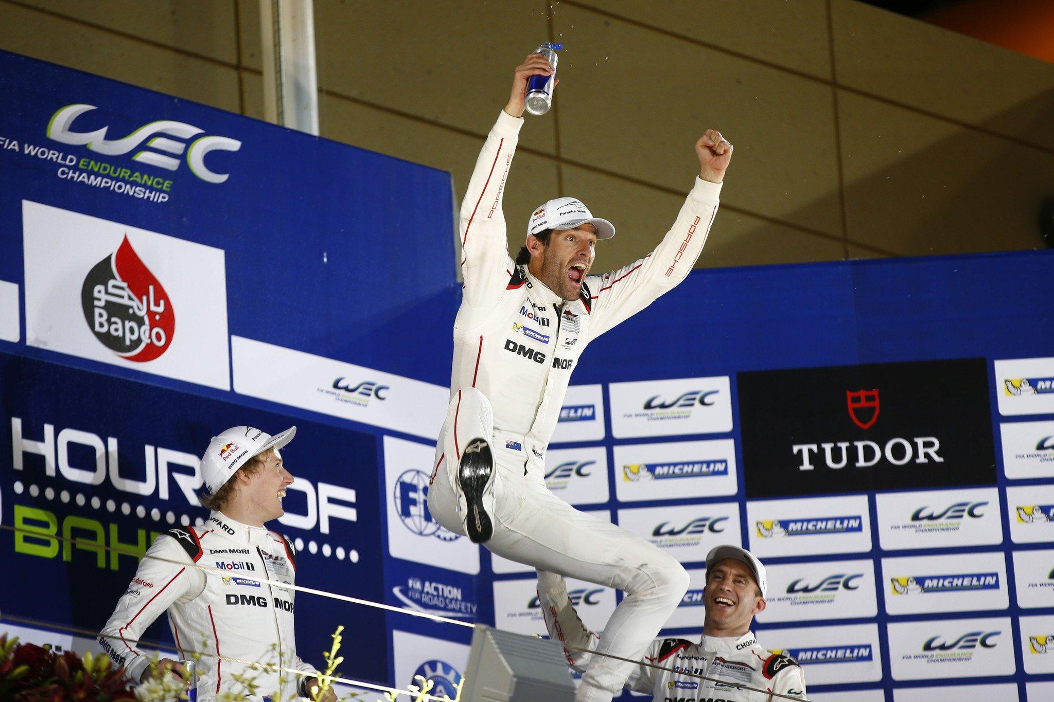 Mark Webber se retira