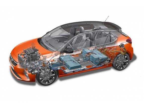 Comienza a fabricarse el Opel Corsa-e, conoce su gama y precios
