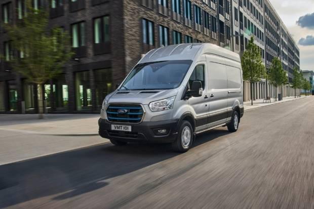 Ford E Transit: precios, motorizaciones y conectividad