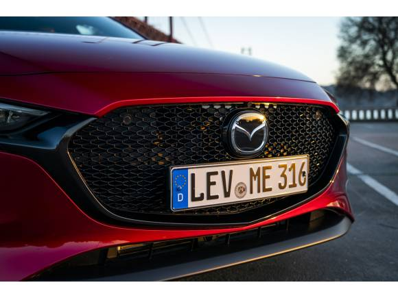 Prueba nuevo Mazda 3 2019: Análisis, opinión, fotos y video