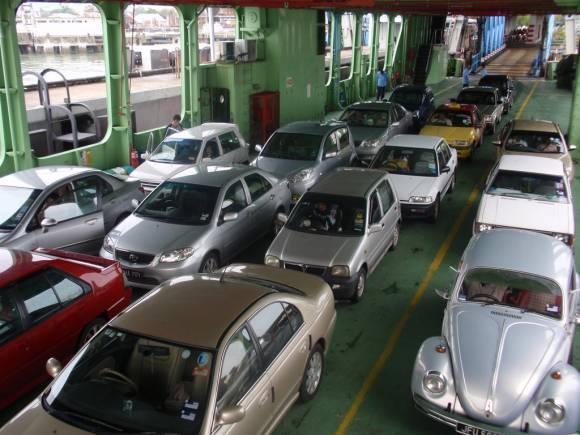 Importar un coche de Sudamérica