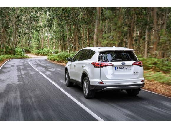 Prueba y opinión Toyota RAV4 Hybrid: desde 29.890 euros