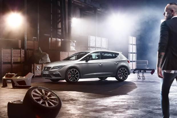 El nuevo León Cupra tendrá 300 CV, el más potente de la historia de Seat
