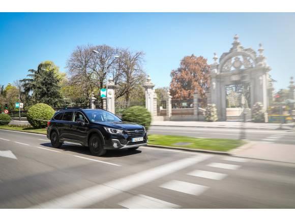Nuevo Subaru Outback 2019: ahora con versión de GLP y Black Edition