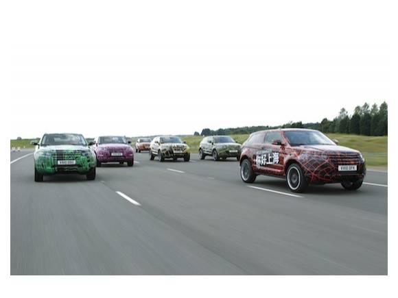 Así prueban las marcas sus coches: del desierto al círculo polar