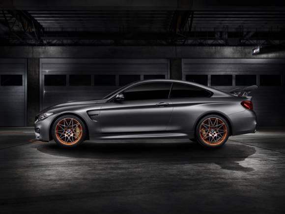 BMW Concept M4 GTS: un M4 para calle y circuitos