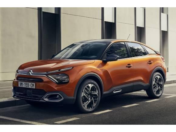 Coches nuevos de Citroën 2021: SUVs, coches eléctricos, berlinas...