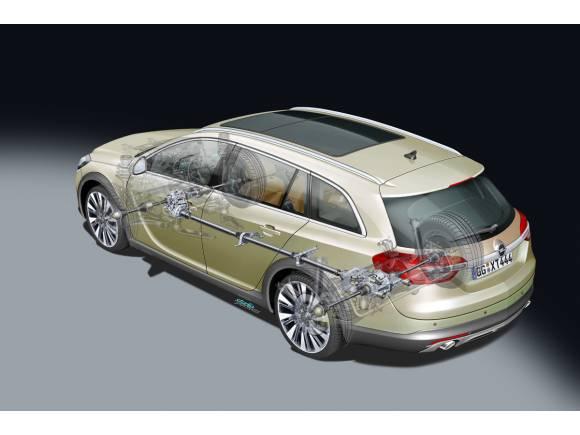 Opel Insignia Country Tourer, entrando en el mercado de los crossover