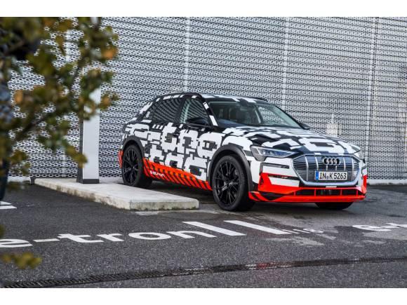 ¿Cuando llegarán los coches eléctricos de Audi?