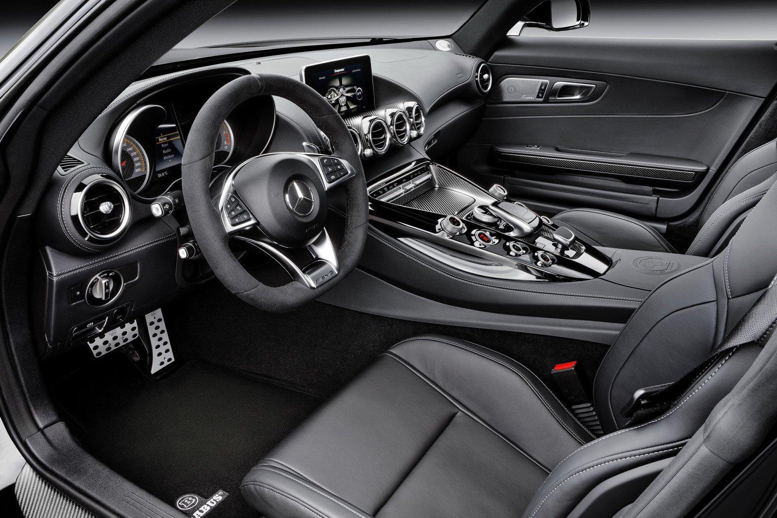 Brabus GTS600