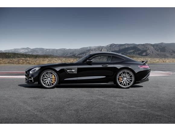 Brabus GTS600: tuning para el Mercedes AMG GT en Frankfurt