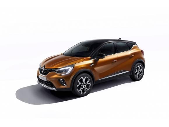 Nuevo Renault Captur 2019, más capaz y versión híbrida