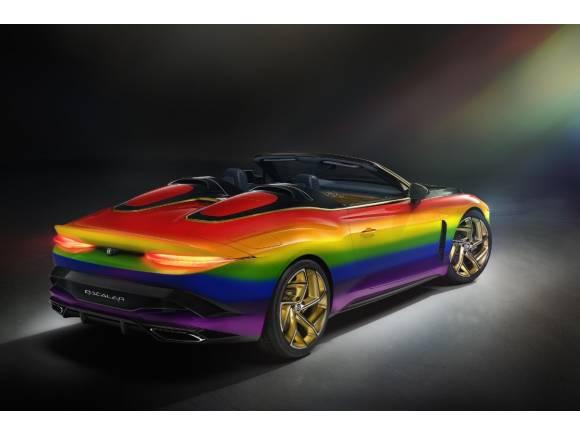 Bentley Mulliner Bacalar: un arcoiris por la esperanza