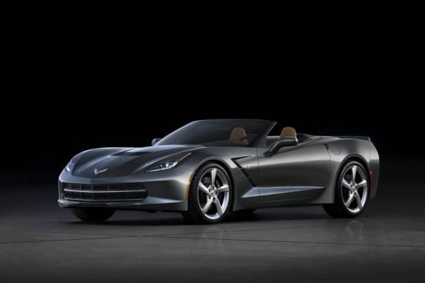 """Chevrolet Corvette Stingray Cabrio 2014, el """"Vette"""" se suelta la melena"""