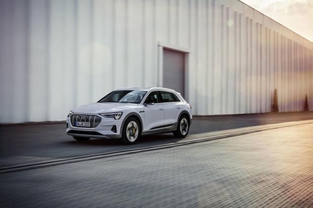 Nuevo motor para el Audi e-tron