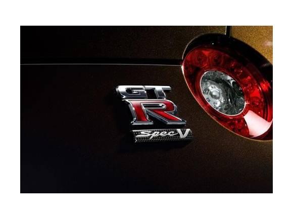 Nissan anuncia que el GT-R SpecV vendrá a Europa