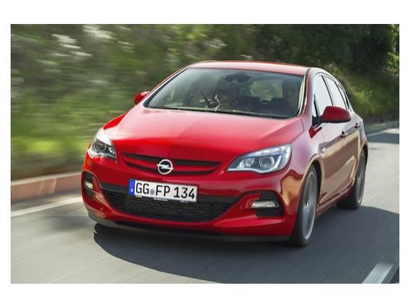 Nueva gama Opel Astra, con más variedad y motores