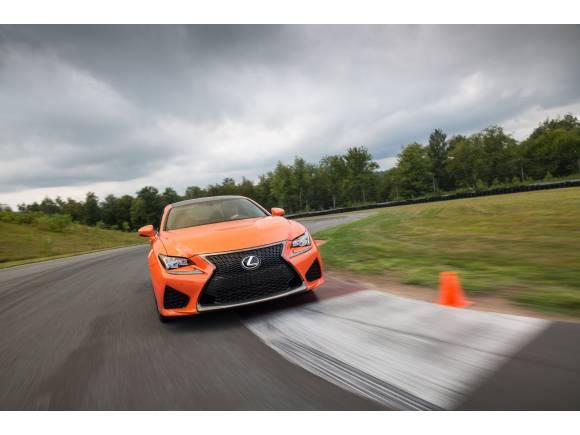 Pistoletazo de salida para los cursos Lexus F Experience