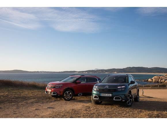 Prueba del Citroën C5 Aircross: ¿lo compro diésel?