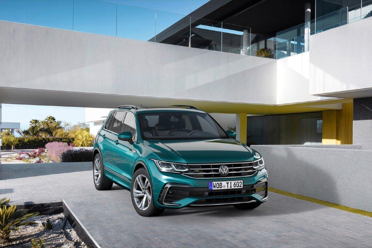 Volkswagen Tiguan 2020