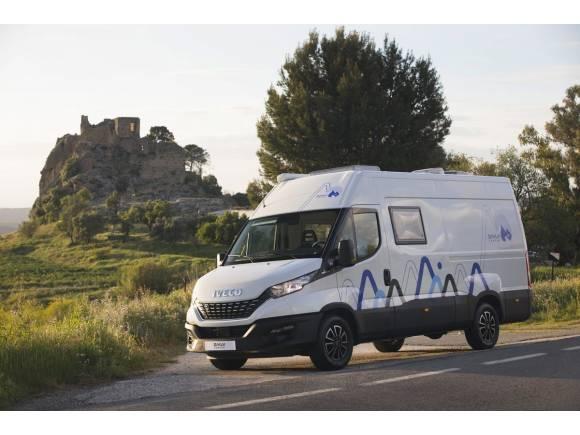 Nueva Iveco Daily Camper: con capacidad para cuatro personas