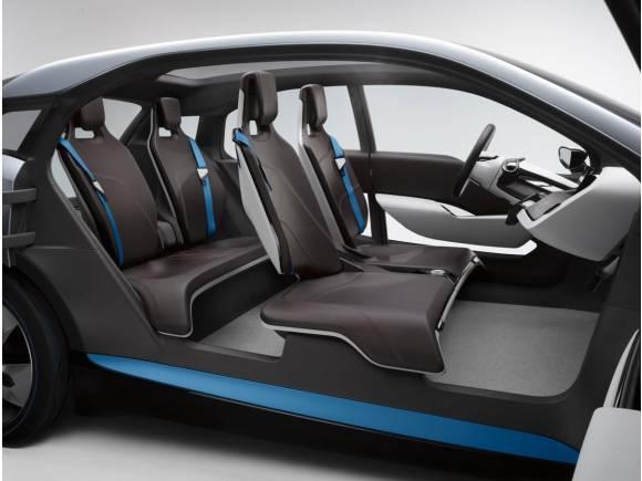 El BMW i3 verá la luz en 2013