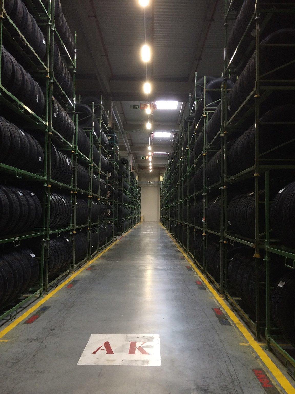 centro distribucion michelin