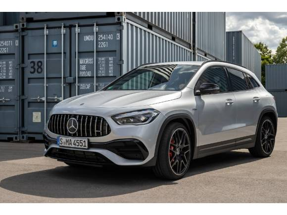 Prueba del nuevo Mercedes-Benz GLA 2020: precio, medidas, opiniones,...