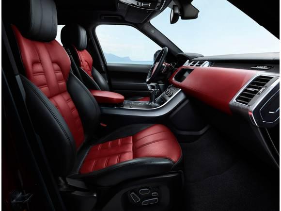 Nuevo Range Rover Sport HST, por debajo del SVT