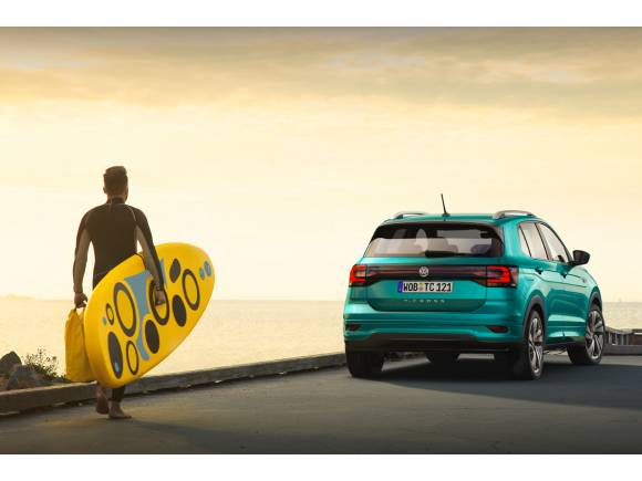 T-Cross: Datos y fotos del SUV pequeño de Volkswagen