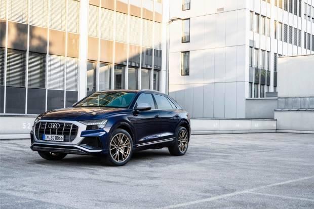 Audi SQ7 y SQ8: estrenan motores de gasolina TFSI en otoño