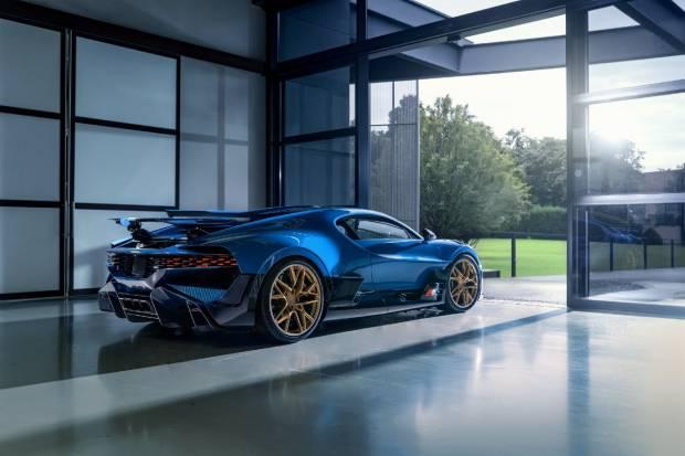 El último de los cuarenta Bugatti DIvo a la venta ya tiene dueño