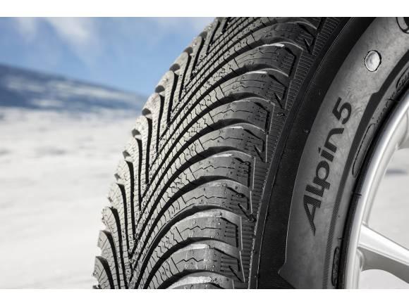 Neumáticos de invierno: 5 razones para utilizar los nuevos MICHELIN Alpin 5