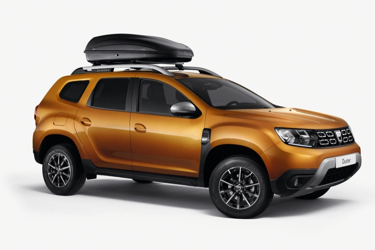 nuevo dacia duster 2018 las 5 claves del suv con mejor precio. Black Bedroom Furniture Sets. Home Design Ideas