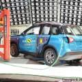Renault Espace y Suzuki Vitara logran 5 estrellas EuroNCAP