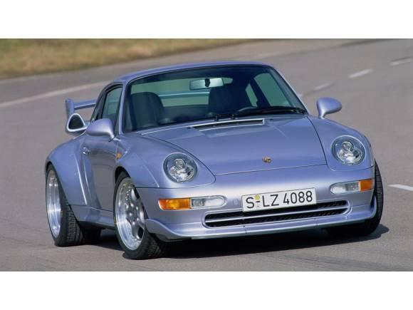 Historia del Porsche 911: cuarta generación, el 993