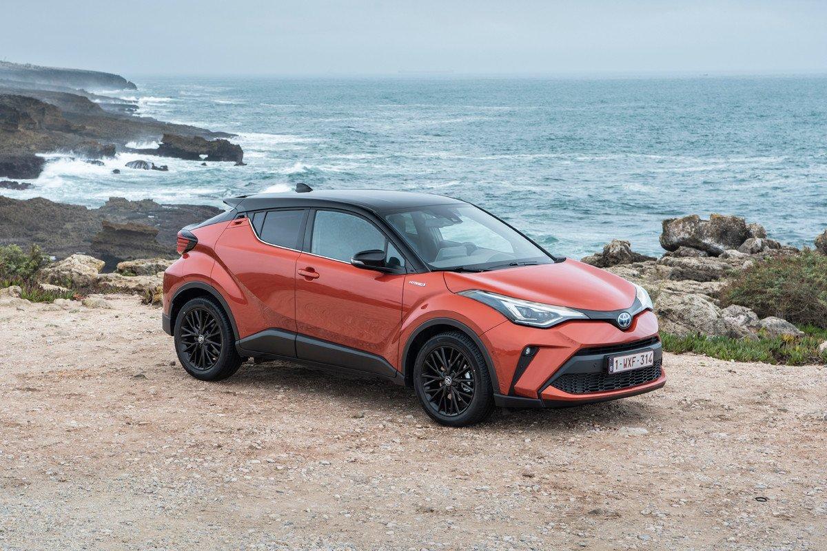 Toyota C-HR precios