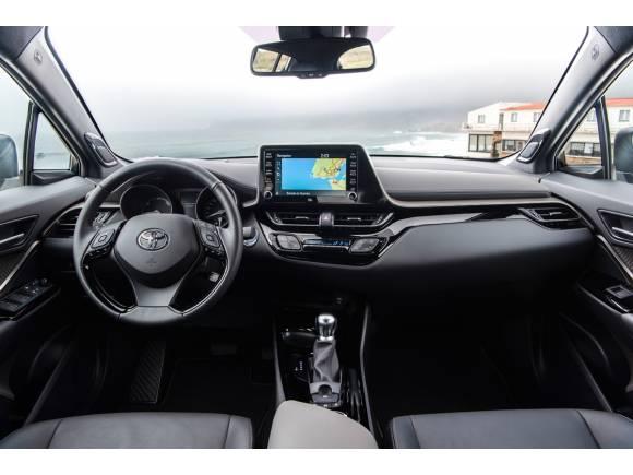 Toyota C-HR: conoce toda su gama y precios