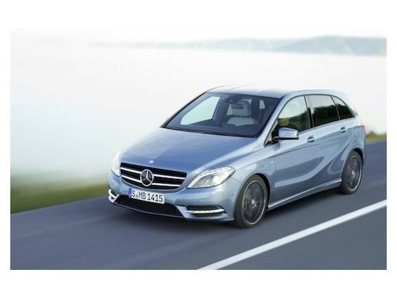 Precios: Nuevo Mercedes Clase B